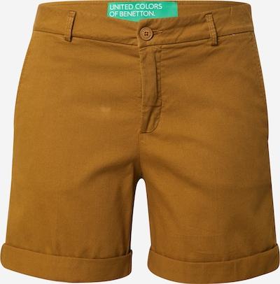 UNITED COLORS OF BENETTON Hose in karamell, Produktansicht