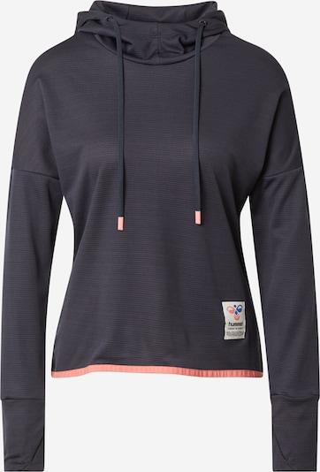 Hummel Sport sweatshirt 'ELLA' i marinblå, Produktvy