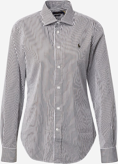 Polo Ralph Lauren Μπλούζα 'EST GEORGIA' σε μαύρο / λευκό, Άποψη προϊόντος