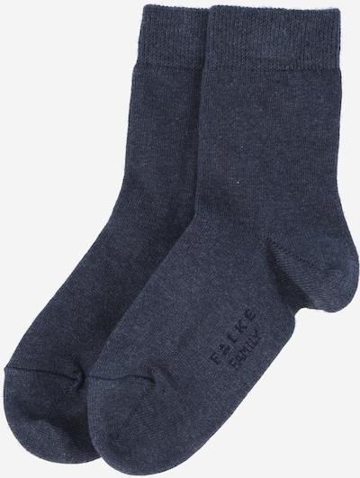 FALKE Socken 'Family' in navy, Produktansicht