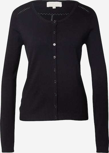 minus Gebreid vest 'Laura' in de kleur Zwart, Productweergave