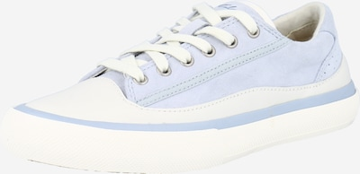 CLARKS Sneakers low 'Aceley' in Azure / White, Item view