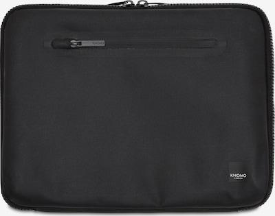 KNOMO Laptoptasche in schwarz, Produktansicht