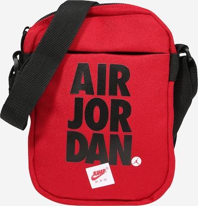 Jordan Laukku 'JAN' värissä punainen / musta / valkoinen, Tuotenäkymä
