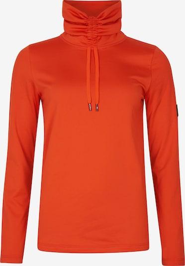 O'NEILL Sporttrui 'Clime Fleece' in de kleur Kersrood / Zwart, Productweergave