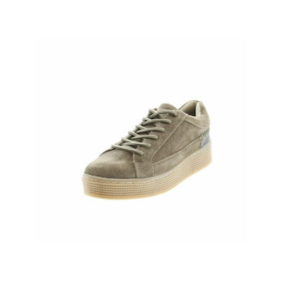 Dockers Sneakers in braun: Frontalansicht