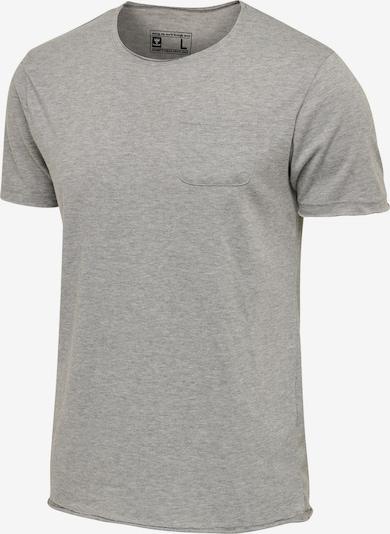 Hummel T-shirt S/S in blau / grau, Produktansicht