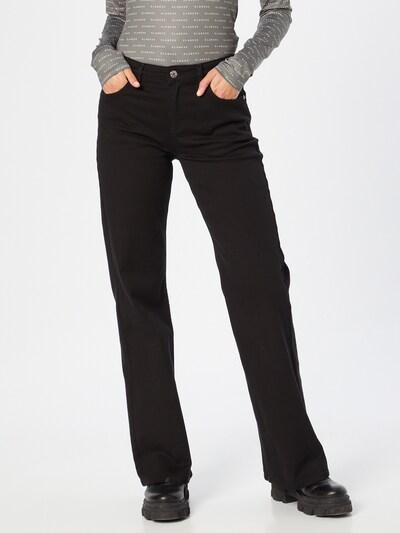 Blanche Jeans in black denim, Modelansicht