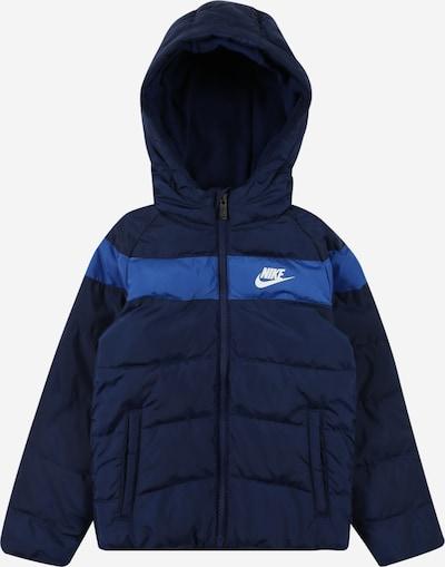 Nike Sportswear Jacke in blau / navy, Produktansicht