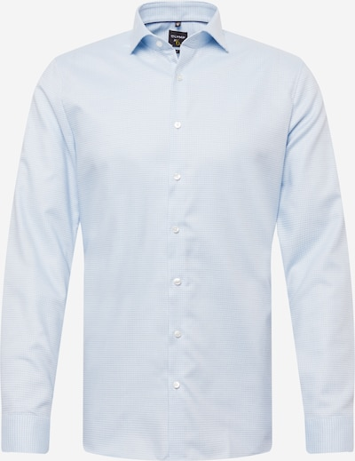 OLYMP Button Up Shirt in Royal blue / Light blue / White, Item view