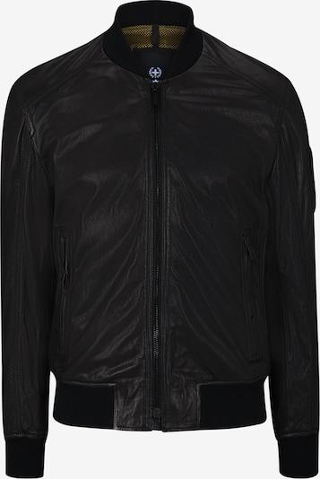 STRELLSON Jacke ' Melton ' in schwarz, Produktansicht