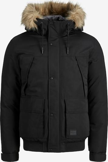 JACK & JONES Χειμερινό μπουφάν σε μαύρο, Άποψη προϊόντος
