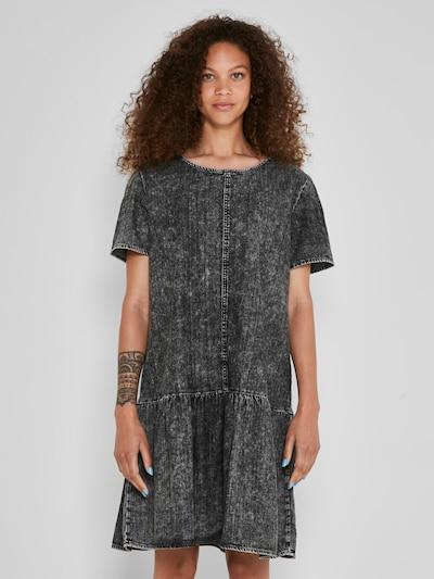 Suknelė iš Noisy may, spalva – bazalto pilka, Modelio vaizdas