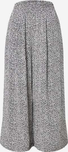 Pantaloni cutați 'POLLY' NEW LOOK pe negru / alb, Vizualizare produs