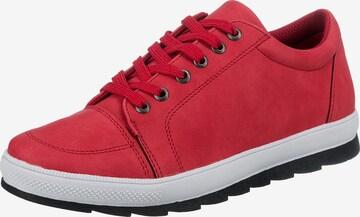 ambellis Sneakers in Red
