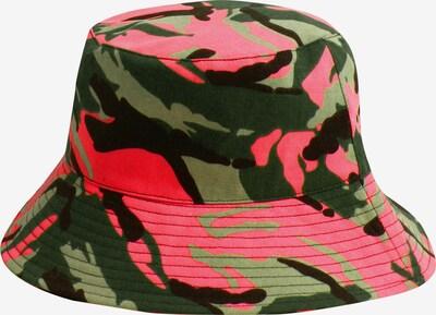 SAMAYA Fischerhut 'ADAMS' in grün / pink, Produktansicht