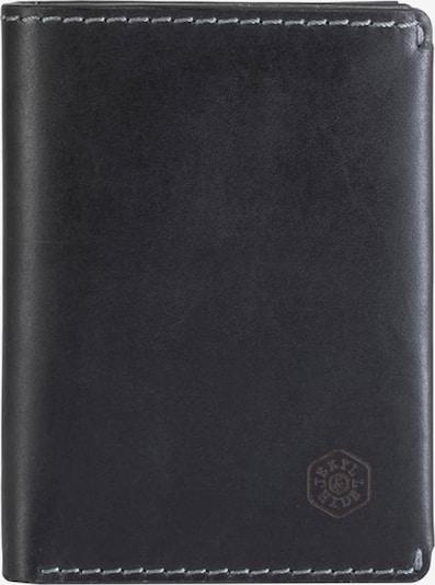 Jekyll & Hide Portemonnee 'Texas' in de kleur Zwart, Productweergave