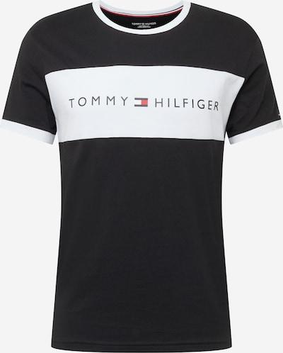 Tommy Hilfiger Underwear Shirt in schwarz / weiß, Produktansicht