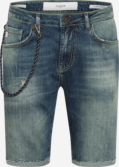Jeans 'PLANKEN' Goldgarn pe albastru denim, Vizualizare produs