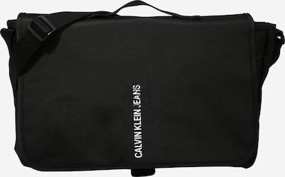 fekete / fehér Calvin Klein Jeans Messenger, Termék nézet