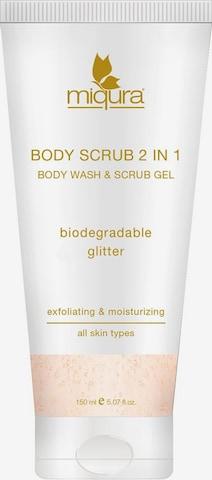 Miqura Shower Gel 'Bodywash & Scrub Gel' in