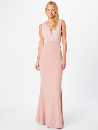 rózsaszín WAL G. Estélyi ruhák 'JOSEPHINE', Modell nézet