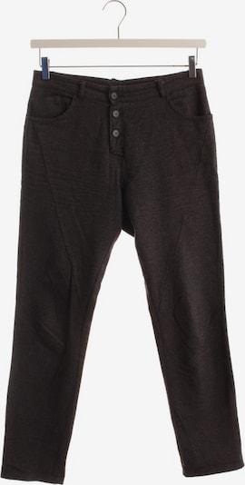 PLEASE Hose in XS in grau / schwarz, Produktansicht