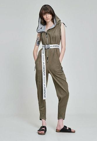MONOSUIT Jumpsuit 'Gaga' in Groen