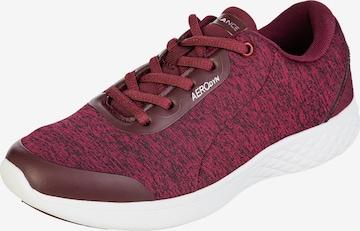 ENDURANCE Athletic Shoes 'GOAN W LITE SHOE' in Red