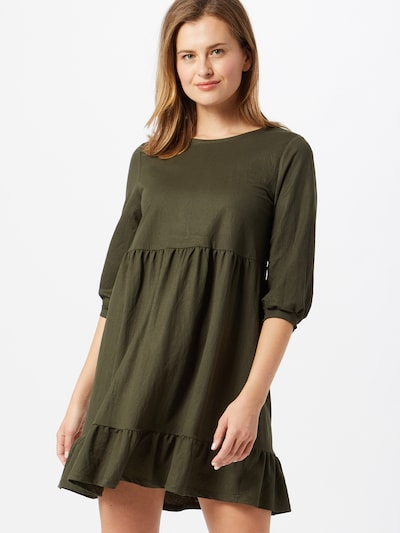 ABOUT YOU Kleid 'Taira' in khaki, Modelansicht