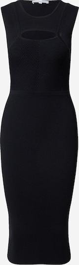 PATRIZIA PEPE Oprijeta obleka 'ABITO' | črna barva, Prikaz izdelka