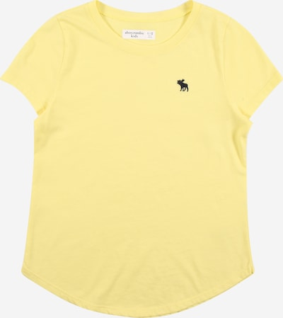 Abercrombie & Fitch T-Shirt in gelb, Produktansicht