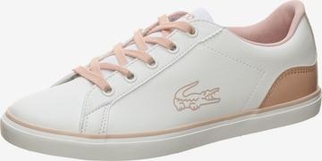 LACOSTE Sneaker 'Lerond' in Weiß