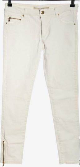 Leara Woman Slim Jeans in 27-28 in weiß, Produktansicht