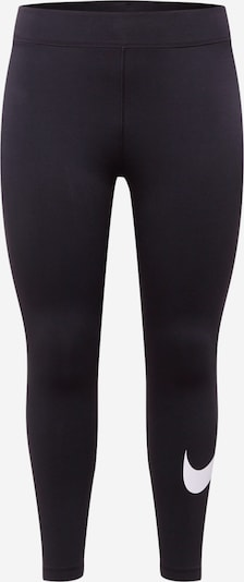 Nike Sportswear Leggings en negro / blanco, Vista del producto