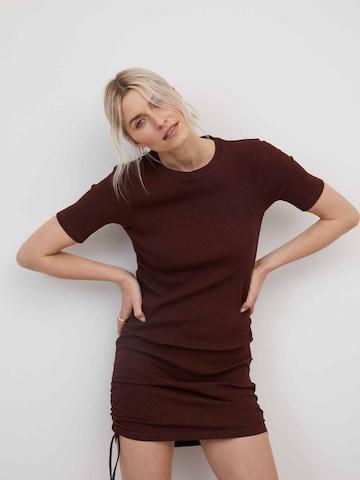 LeGer by Lena Gercke Dress 'Claude' in Brown