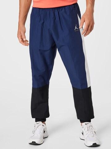 Jordan Панталон в синьо