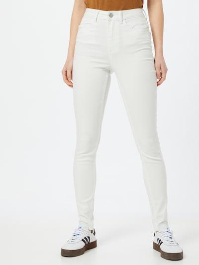 VILA Jeans 'ROSIE' in white denim, Modelansicht