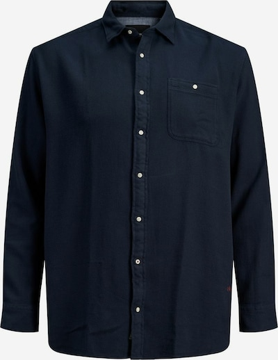JACK & JONES Overhemd in de kleur Navy, Productweergave