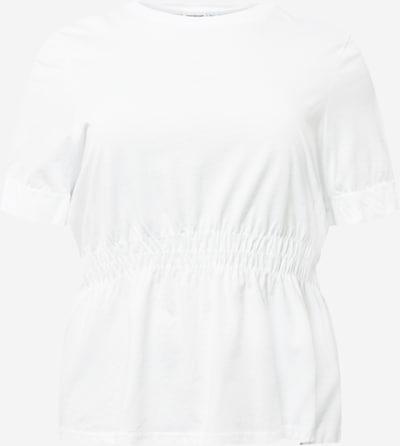 Noisy May Curve Tričko 'PALMER' - biela, Produkt
