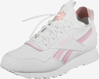 REEBOK Sportschoen 'Royal Glide' in de kleur Oudroze / Wit, Productweergave