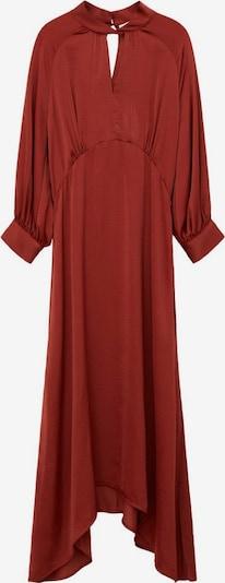MANGO Kleid in orangerot, Produktansicht