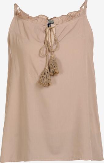 DreiMaster Vintage Top in beige, Produktansicht