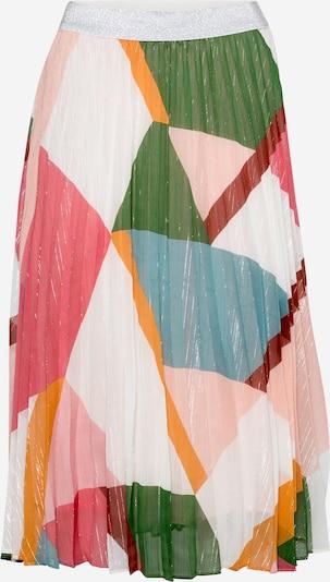 Suncoo Jupe 'FANNY' en turquoise / vert gazon / orange / rosé, Vue avec produit