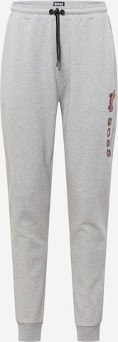 BOSS Casual Trousers in Grey