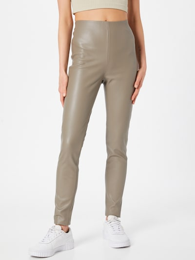 SOAKED IN LUXURY Hose in taupe: Frontalansicht