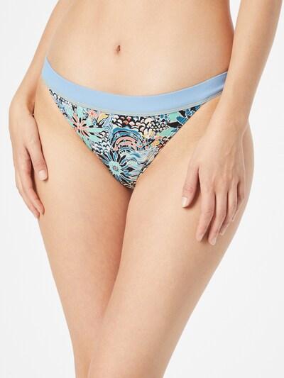 ROXY Bikinové nohavičky 'MARINE BLOOM' - svetlomodrá / zmiešané farby, Model/-ka