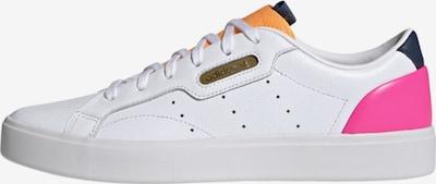 ADIDAS ORIGINALS Tenisky - námořnická modř / svítivě oranžová / svítivě růžová / bílá, Produkt