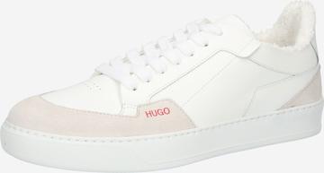 HUGO Sneakers 'Vera' in White