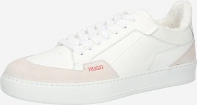 HUGO Sneaker 'Vera' in creme / weiß, Produktansicht